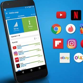 Cómo evitar que las aplicaciones que mas consumen datos lo hagan