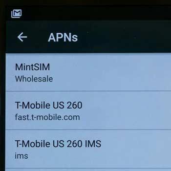 Configurar APN Automaticamente en Android