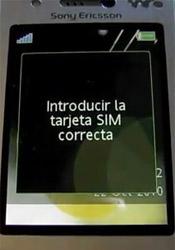 Como saber el numero de intentos que quedan para meter el codigo en los Sony Ericsson 1