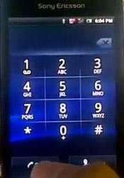 Como saber el numero de intentos que quedan para meter el codigo en los Sony Xperia 1