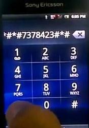 Como saber el numero de intentos que quedan para meter el codigo en los Sony Xperia 2