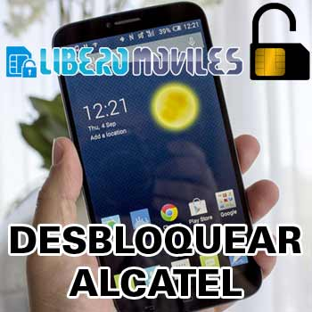 Desbloquear Alcatel por IMEI