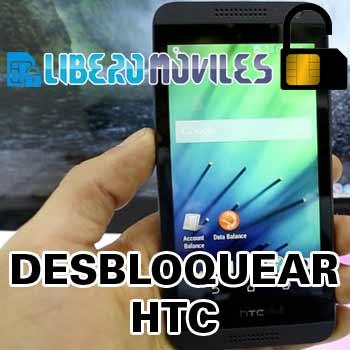 Desbloquear HTC por IMEI