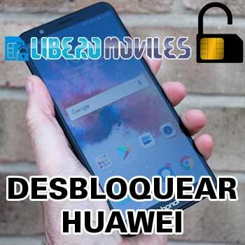 Desbloquear Huawei por IMEI