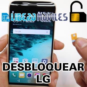 Desbloquear LG por IMEI