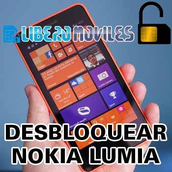 Desbloquear Nokia Lumia por IMEI