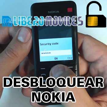 Desbloquear Nokia por IMEI