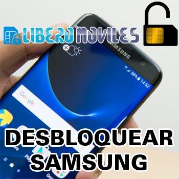 Desbloquear Samsung con el código de desbloqueo 2019