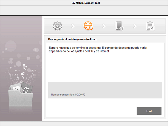 LG MOBILE SUPPORT TOOL 4