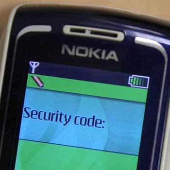 Generador de Códigos de Seguridad Nokia DCT3 DCT4