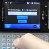 Código de desbloqueo Sony Xperia