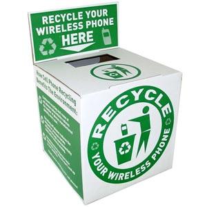 Vender el teléfono a empresas de reciclaje