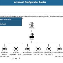 Comprobar la lista de dispositivos conectados a nuestro Router