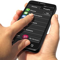 Smartphone Jitterbug Smart