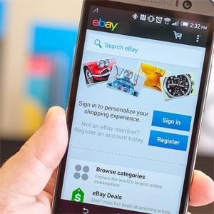 Vender tu móvil en Ebay